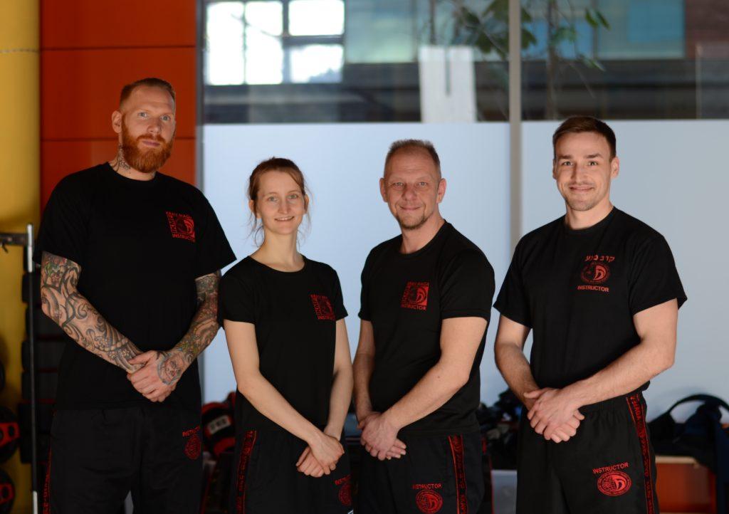 Trainer-Team in Norderstedt und Altona